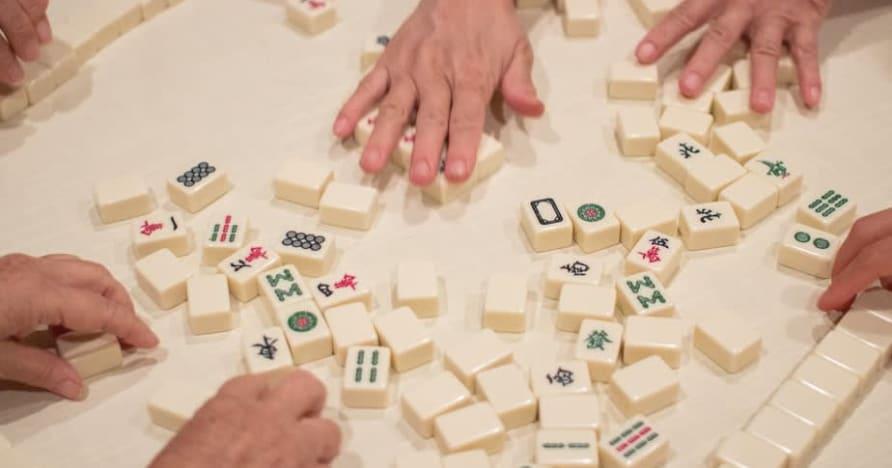 Onlinecasinon som stöder Mahjong-spel